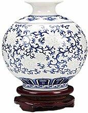 Unbekannt Lixin Keramikvase Kunsthandwerk Mit
