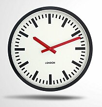 Unbekannt LXF Wanduhr Nordeuropa 12 Zoll Uhr