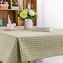 Unbekannt Moderne Minimalistische Tischdecke für
