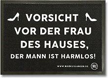 Unbekannt Original Markus Langer Fußmatte