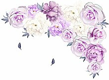 Unbekannt Pfingstrose Blume Serie lila Licht