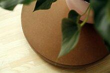 Unbekannt Pflanzenroller/Blumenroller natur - von