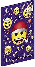 Unbekannt Riegelein Adventskalender Emoji