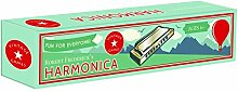 Unbekannt Robert Frederick Mundharmonika in A Box