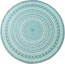Unbekannt Runde Teppiche, Teppich Bodenmatte