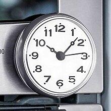 Unbekannt Saugnapf-Uhr Wanduhr mit Saugnapf