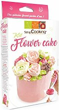 Unbekannt SCRAPCOOKING Kids 3943Kit Flower Cake