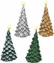 Unbekannt Sigro 4Farben Sortiert Weihnachtsbaum