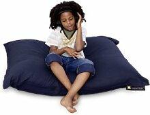 Unbekannt Smoothy Sitzsack Junior Cotton Indogo