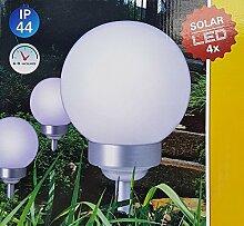 Unbekannt Solar LEUCHTKUGEL 20cm