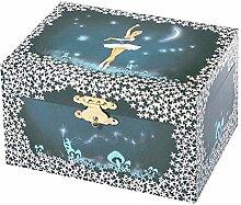 Unbekannt Spieldose Startänzerin