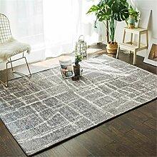 Unbekannt Teppich nordischen minimalistischen Stil