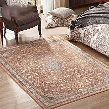Unbekannt Teppich Wohnzimmer Couchtisch mit