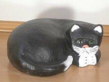 Unbekannt Tierfigur Tier Figur Katze Höhe 13 cm