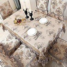 Unbekannt Tischdecke einfache Dicke Baumwolle Bild
