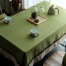 Unbekannt Tischdecke wasserdichte Tischdecke
