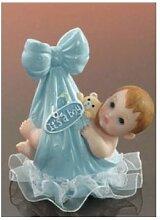 Unbekannt Tortenfigur Tortenaufsatz Baby im