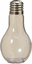 Unbekannt Vase Glühbirne H17cm