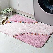 Unbekannt Vintage Teppich Extrem Weich Fußmatte