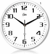 Unbekannt Wanduhr mit LY Metall/Mute Alarm Clocks - Smart Scan Eines Zolls vom 12.