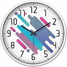 Unbekannt Wanduhren- Mode Wanduhr Wohnzimmer Uhr