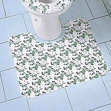Unbekannt WC-Komfort-Vorleger, Badematte
