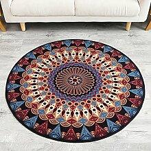 Unbekannt #Wohnzimmerteppich Runde Teppich