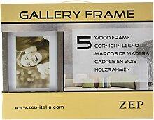 Unbekannt ZEP ZP55Gallery Set 5Bilderrahmen