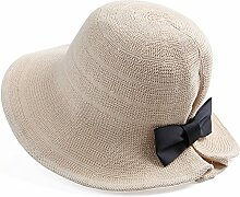 Unbekannt ZHIRONG Visier Hut Sonnenschutz UV-Schutz Zusammenklappbar Kühl Und Atmungsaktiv Einfach Zu Tragen (Farbe : A)