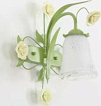 Uncle Sam LI-Garten Blumen und Leuchten Wand modernen minimalistischen Wohnzimmer im europäischen Stil Restaurant Wandlampe Schlafzimmer Lampe