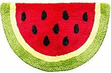 Uncle Sam LI- Kreativen Art und Weise eine schöne Wassermelone Persönlichkeit, die Badematte rutschfeste Matten, 50 * 80cm