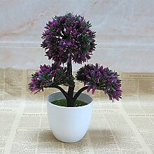 Unechte Blumen Der Blumentopf blumen Pflanze