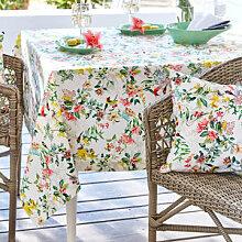 Unempfindliche Tischdecke mit Fleckschutz für