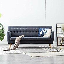 UnfadeMemory 3-Sitzer-Sofa Loungesofa Stoffbezug
