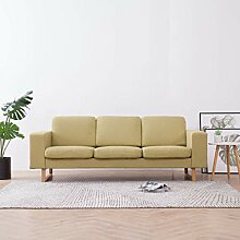 UnfadeMemory 3-Sitzer-Sofa Loungesofa Stoffsofa