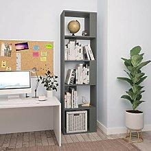UnfadeMemory Bücherregal/Raumteiler Spanplatte