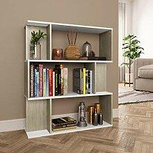 UnfadeMemory Bücherregale/Raumteiler Spanplatte