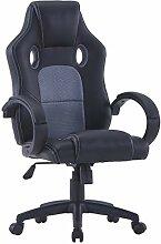 UnfadeMemory Gaming-Stuhl Kunstleder Computerstuhl