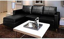 UnfadeMemory L-förmiges Sofa 3-Sitzer-Sofa mit