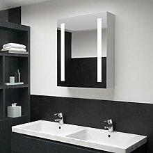 UnfadeMemory LED Bad Spiegelschrank