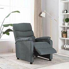 UnfadeMemory Relaxsessel Stoff Bezogene Sessel