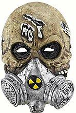 Unheimlich Kreative Latex Chemie Schädel Maske