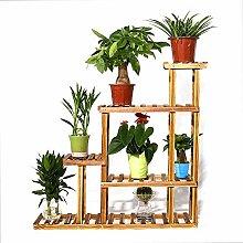 unho Blumenregal Blumentreppe aus Holz mit 5