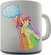 Unicorn Dartpfeile Motiv lustige Geschenkidee Tea Coffee Bürostuhl Keramikbecher