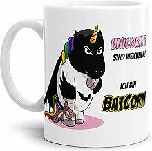Unicorn/Einhorn / Tasse mit Spruch - Kaffeetasse