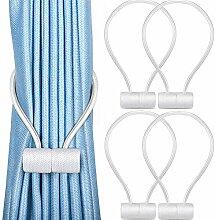 Unictop Magnetische Vorhang Raffhalter, Gardinen