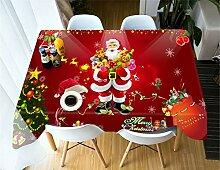 Uniguardian Weihnachtstischdecke Festliche