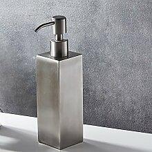 UNILIFE Soap Dispenser Edelstahl Wall-Mounted