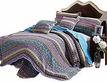 Unimall Tagesdecke Baumwolle 230 x 250 cm