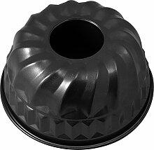 Unimet 2842HO Gugelhupfform, Aluminium, schwarz, 22 x 22 x 10 cm